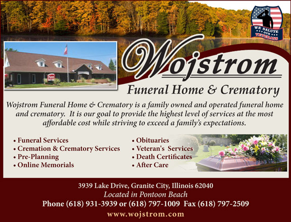 Wojstrom Funeral Home & Crematory
