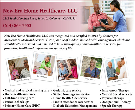 New Era Home Healthcare LLC