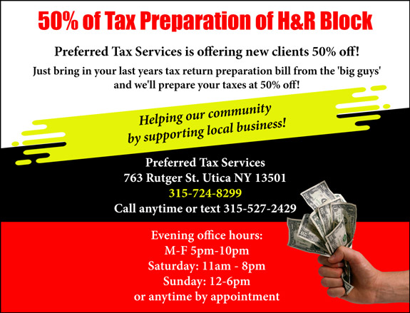 Preferred Tax Services