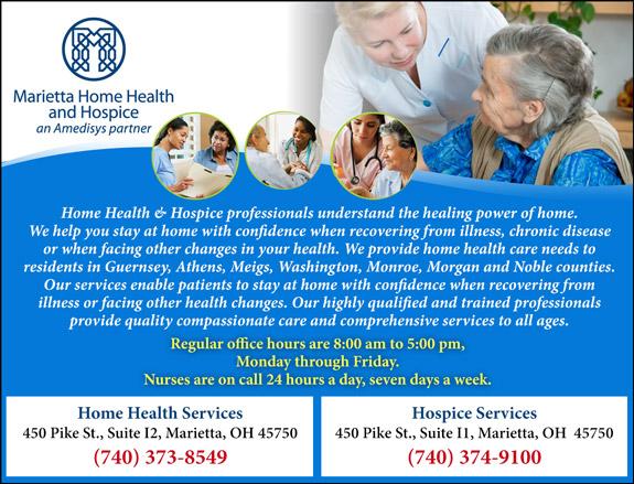 Marietta Home Health and Hospice
