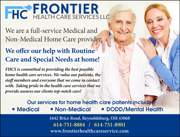 Frontier Healthcare Services LLC
