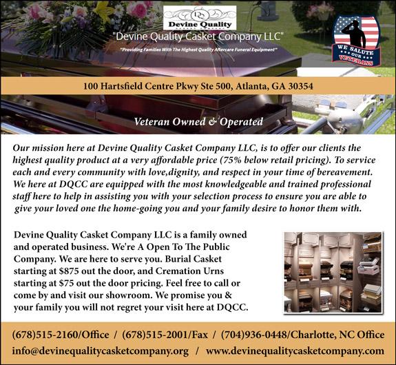Devine Quality Casket Company
