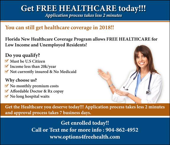 Options 4 free Health