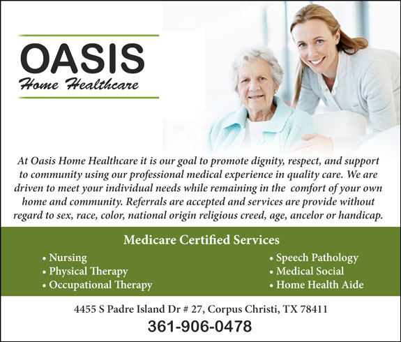 Oasis Home Healthcare