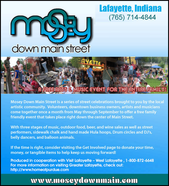 Mosey Down Main Street