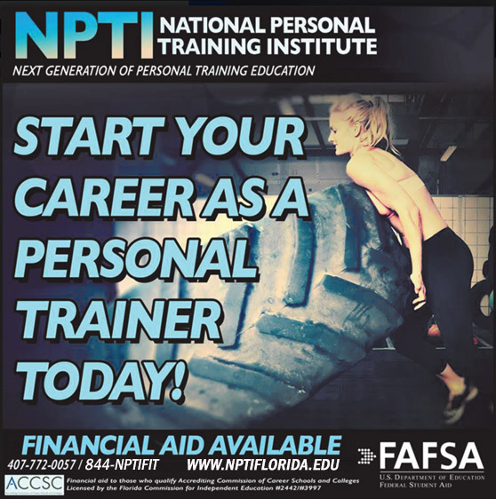 National Personal Training Institute