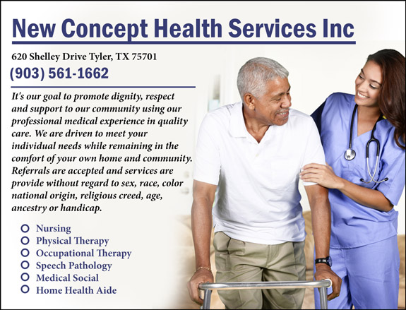New Concept Health Services Inc