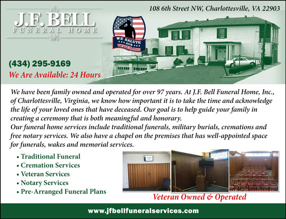 J. F. Bell Funeral Home