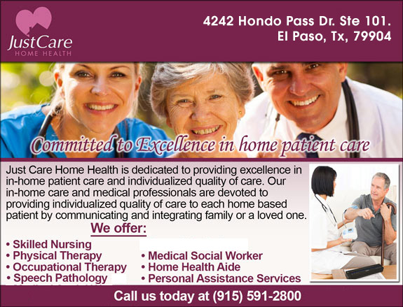 Just Care Home Health