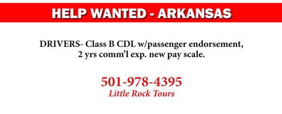 Little Rock Tours
