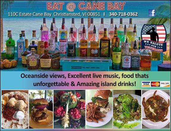 Eat @ Cane Bay