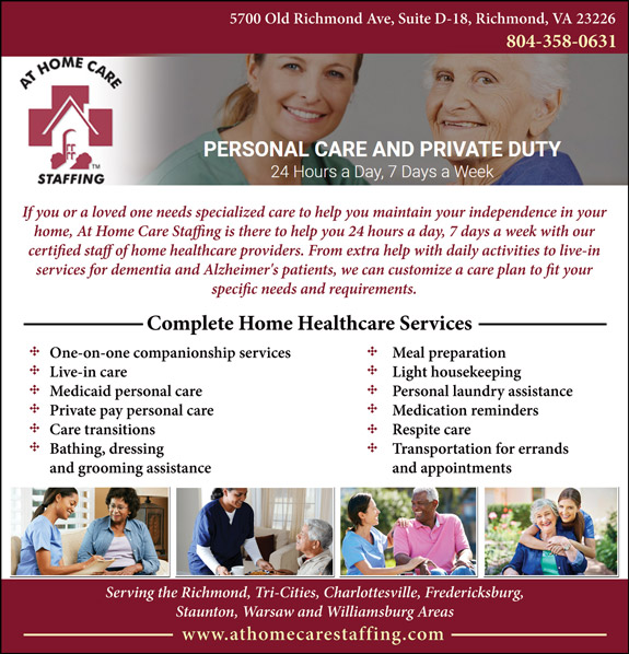 At HomeCare Staffing
