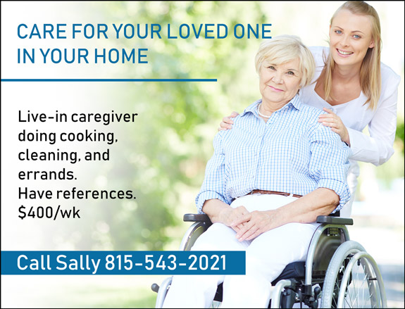 Sally Caregives Service