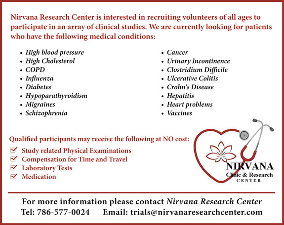 Nirvana Research Center