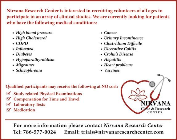 Nirvana Research Center