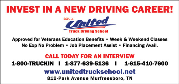 United Truck Driving School