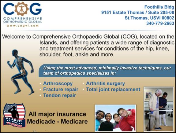 Comprehensive Orthopedic