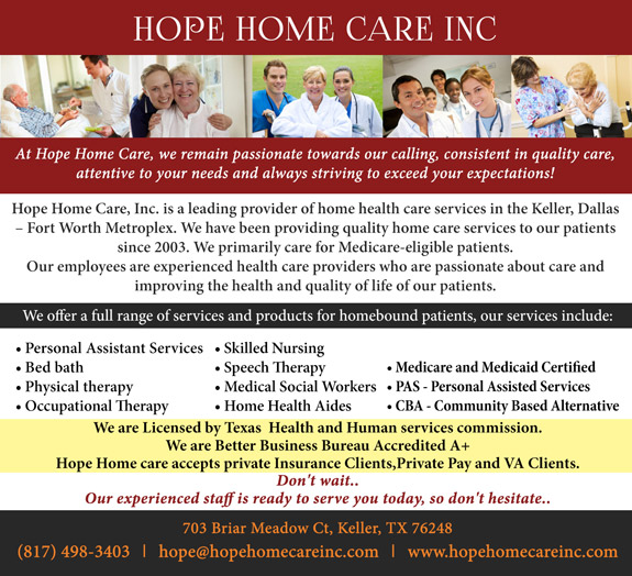 Hope Home Care, Inc