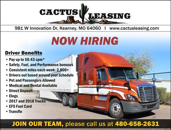 Cactus Leasing LLC