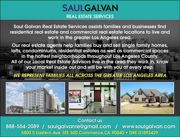 Saul Galvan RE
