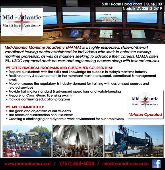 Mid - Atlantic Maritime Museum