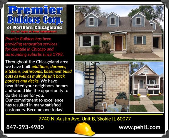 Premier Builder Corp.