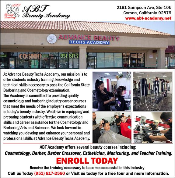 Veterans View Barber Training California