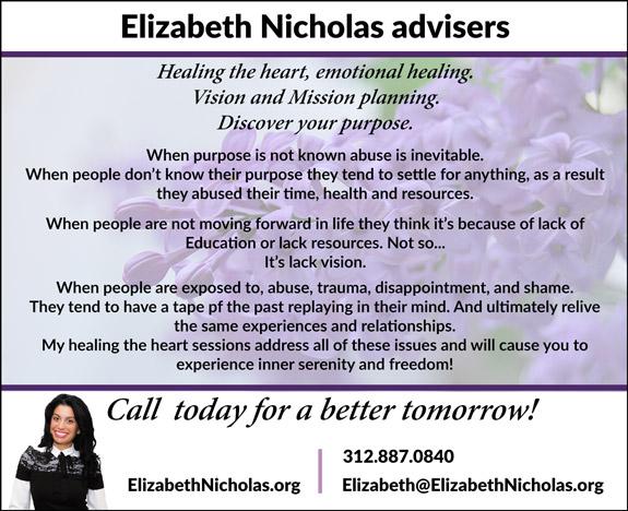 Elizabeth Nicholas