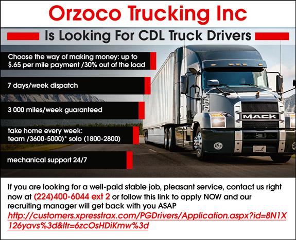 Orozco Trucking