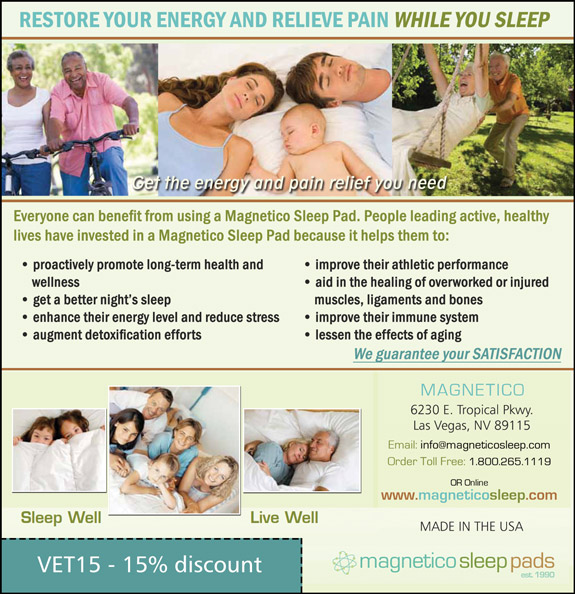 Magnetico Sleep Pads