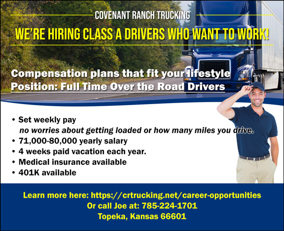 Covenant Ranch Trucking