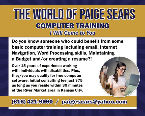 The World of Paige Sears