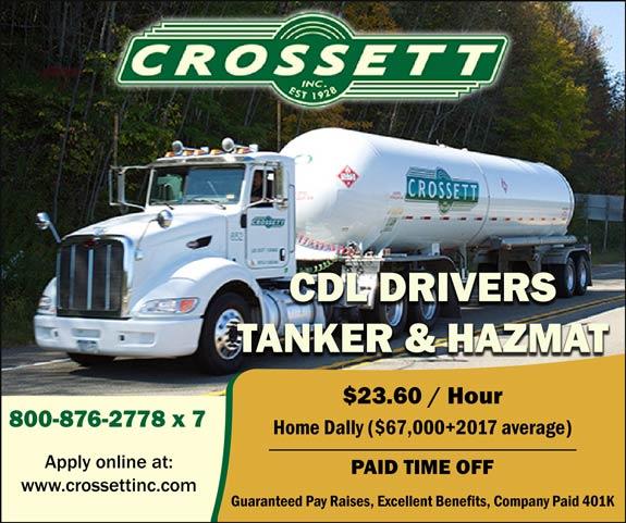 Crossett Inc