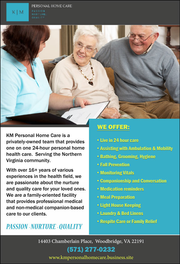 KM Personal Home Care