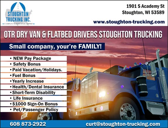 Stoughton Trucking, Inc