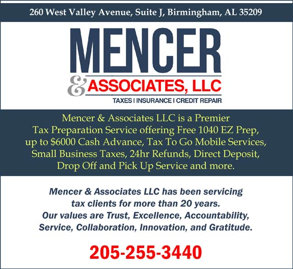 Mencer & Associates, LLC