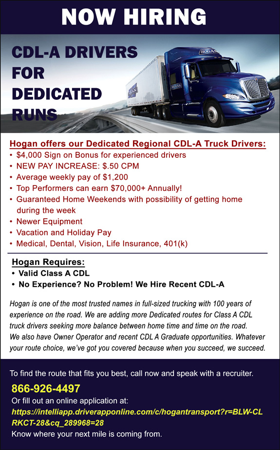 Hogan Transports