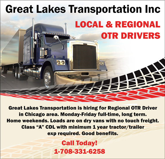 Great Lakes Transportation, Inc