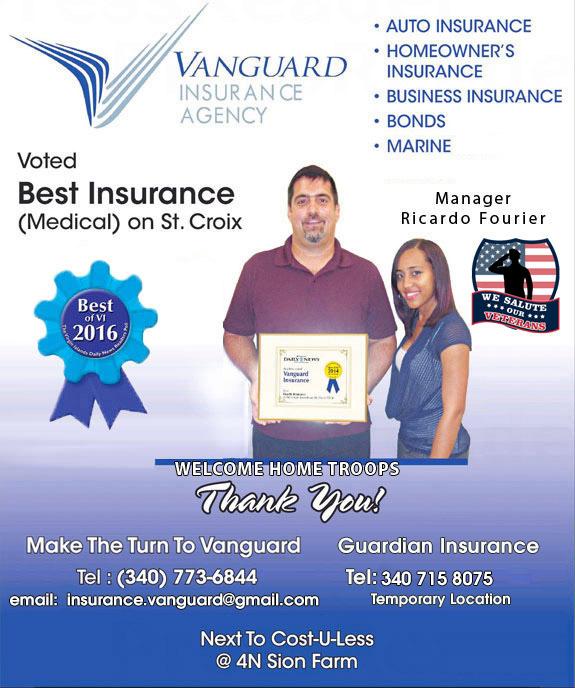 Vanguard Insurance