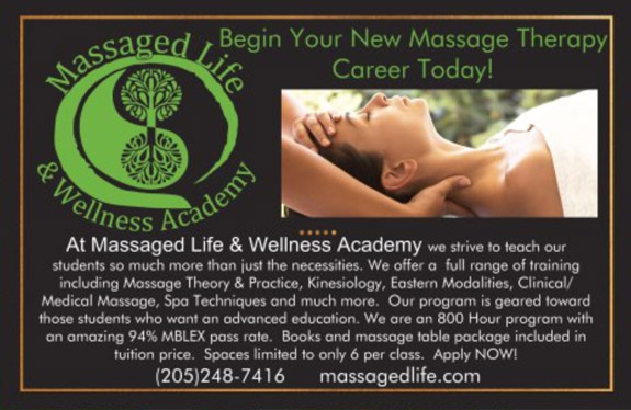 Massaged Life and Wellness Academy