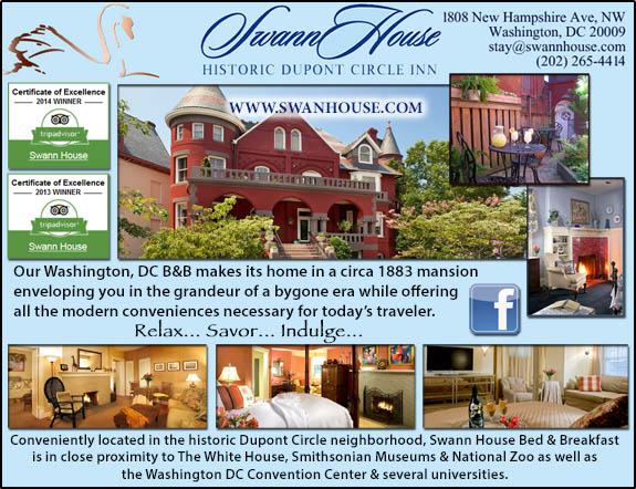 Swann House Bed and Breakfast