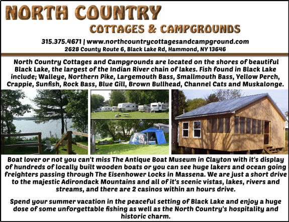 North Country Cottages and Campground