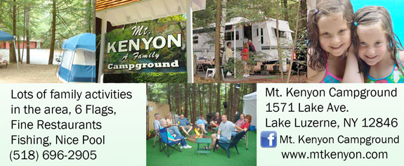 Mount Kenyon Campground