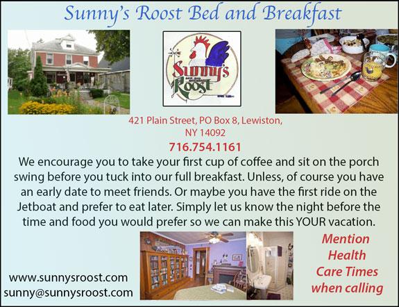 Sunny's Resort Bed & Breakfast