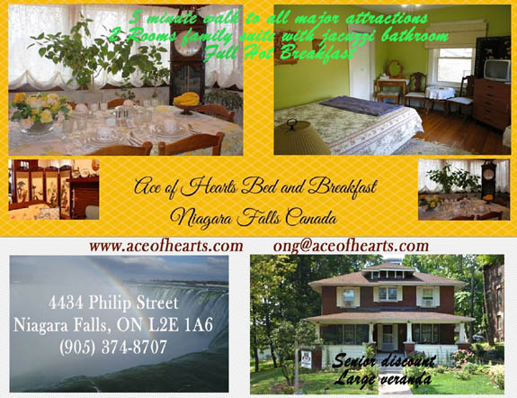 Ace of Hearts Bed & Breakfast