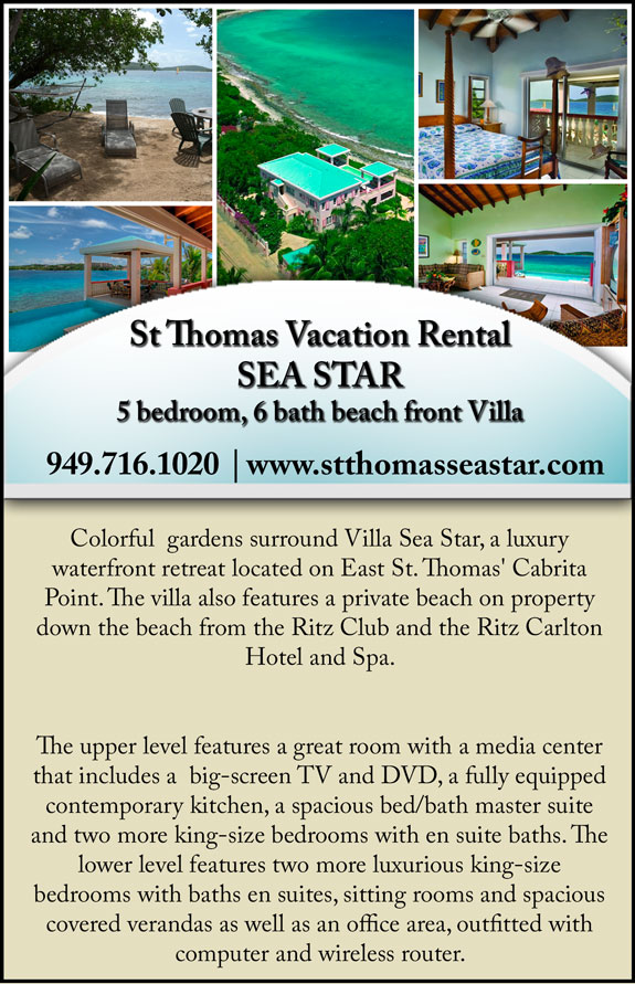 Sea Star Vacation Rental