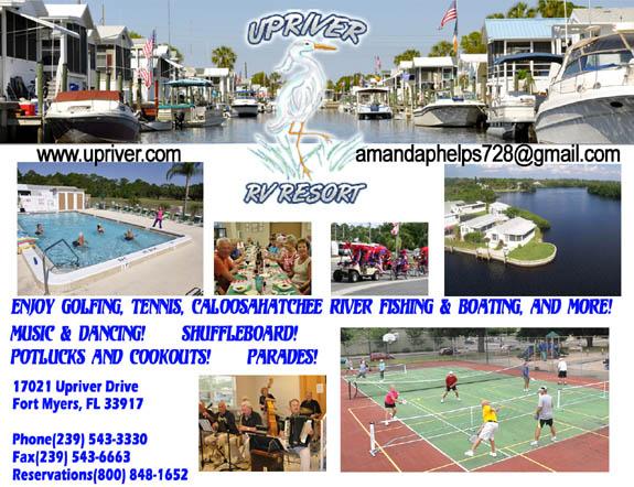 Upriver RV Resort