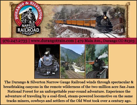 The Durango & Silverton Railroad Museum