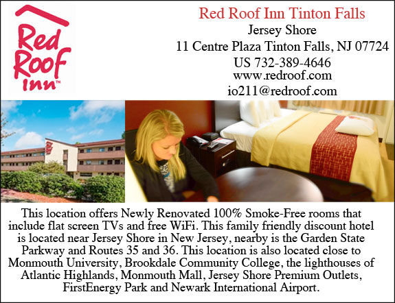 Red Roof Inn   Tinton Falls, NJ