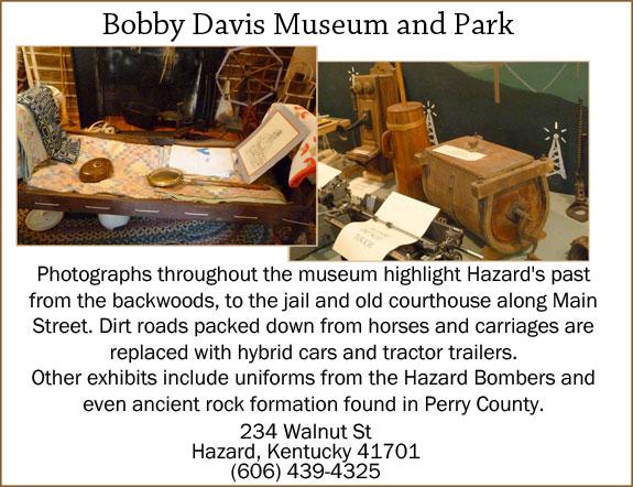 Bobby Davis Museum & Park